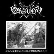 Graven - Perished And Forgotten (2002)