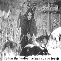 Nazgul - When the Wolves Return to the Forest (2000)