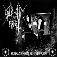 Hellvetic Frost - Misanthropic Devotion (2008)