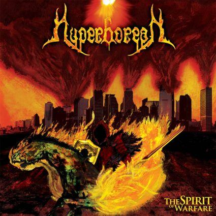 Hyperborean - The Spirit of Warfare (2011)