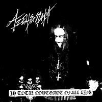 Azelisassath - In Total Contempt of All Life (2014)