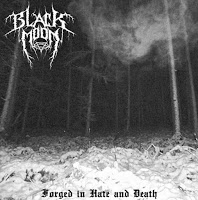 Blackmoon - Forged in Hate and Death (EP) (2014)