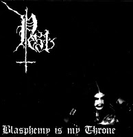 Pest - Blasphemy Is My Throne (EP) (2003)
