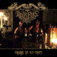 Aegrus - Conjuring the Old Echoes (2016) (EP)
