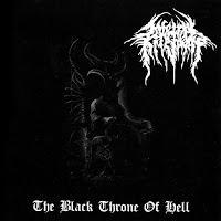 Infernal Kingdom - The Black Throne of Hell (2008)