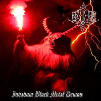 Iseghaal - Iuvavum Black Metal Demon (2008)