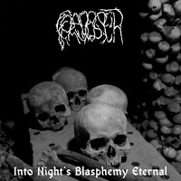 Kraggsygh - Into Night's Blasphemy Eternal (2016)- (Нидерланды)