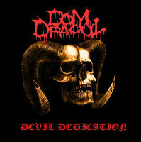 Dom Dracul - Devil Dedication (2016)- (Швеция)