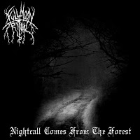 Full Moon Ritual - Nightcall Comes from the Forest (2013)- (Италия)